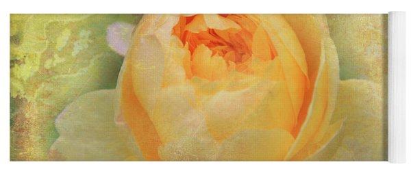 Vintage Rose Yoga Mat