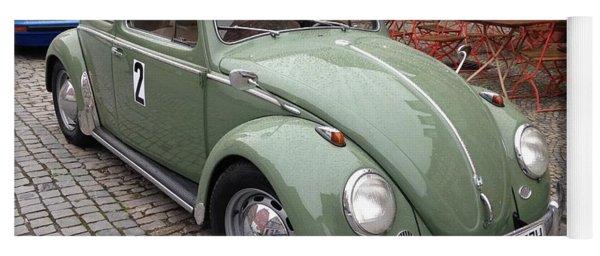 Volkswagen Beetle Yoga Mat
