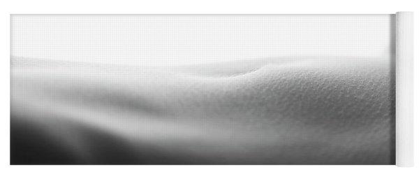 Womans Stomach Yoga Mat