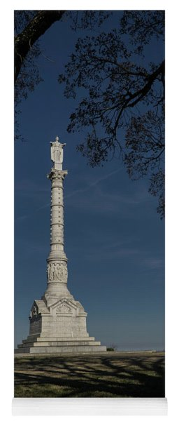 Yorktown Victory Monument Yoga Mat
