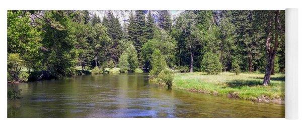 Yosemite Lazy River Yoga Mat
