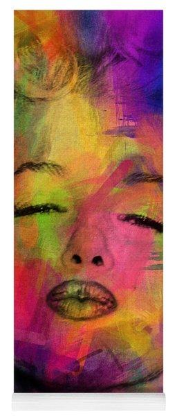 Marilyn Monroe Yoga Mat