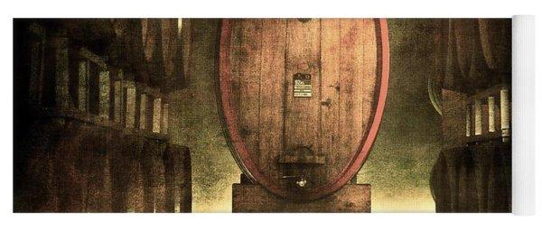 100 Hl - Italian Red Wine Yoga Mat