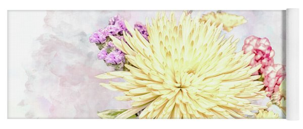 10865 Spring Bouquet Yoga Mat