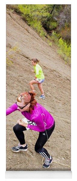 Pikes Peak Road Runners Fall Series Race Yoga Mat