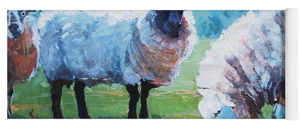 Sheep Yoga Mat