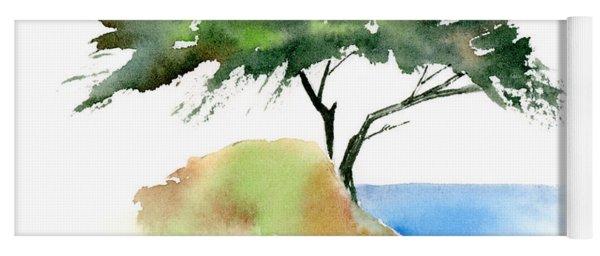 #12 Tree Yoga Mat