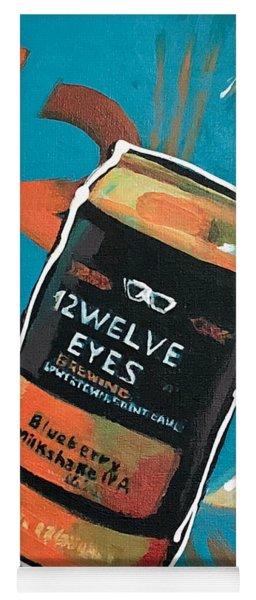 12welve Eyes Yoga Mat