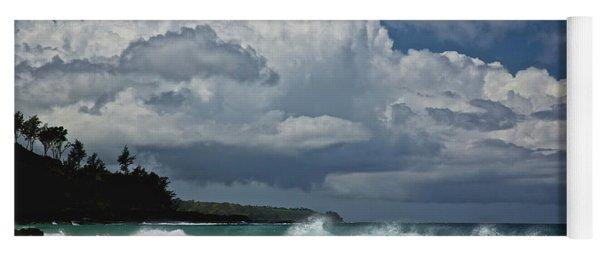 Secret Beach Kauai Yoga Mat