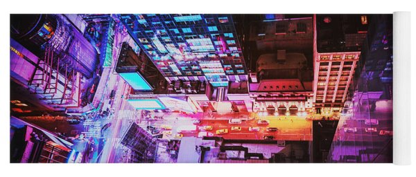 New York City Yoga Mat