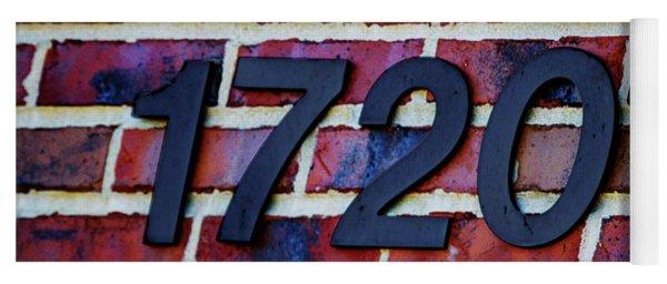 1720 Address Yoga Mat