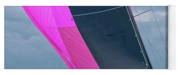 Key West Colors Yoga Mat