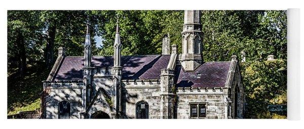 1862 Chapel And Crematory Yoga Mat