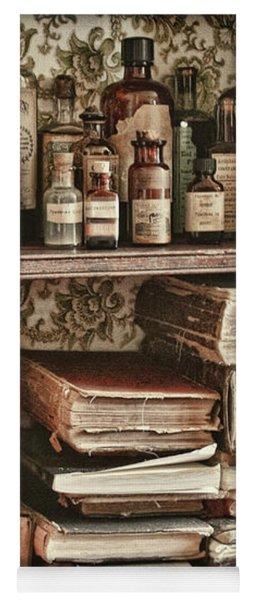 18th Century Pharmacy Yoga Mat