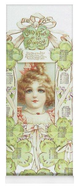 1904 Calendar Yoga Mat
