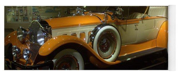 1929 Packard Yoga Mat