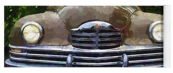 1948 Packard Super 8 Touring Sedan Yoga Mat