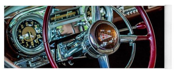 1951 Hudson Hornet Yoga Mat