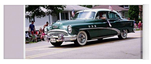 1953 Buick Special Yoga Mat