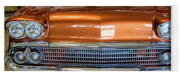 1958 Chevy Impala Yoga Mat