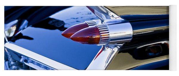1959 Cadillac Coupe Deville  Yoga Mat