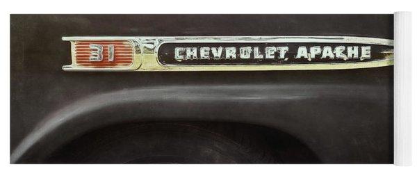 1959 Chevy Apache Yoga Mat