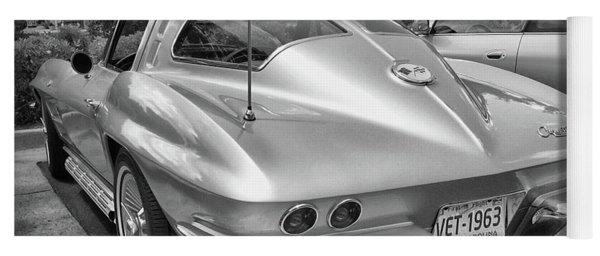 1963 Split Rear Window Coupe Yoga Mat