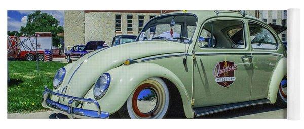 1965 Volkswagen Bug Yoga Mat