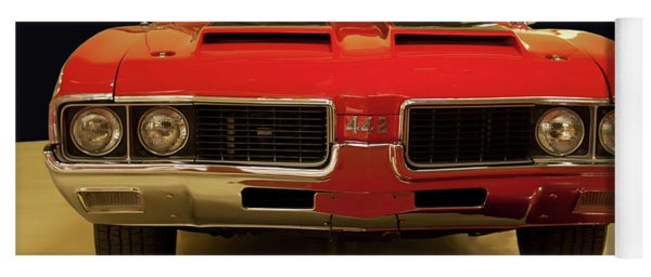 1969 Oldsmobile 442 W-30 Yoga Mat