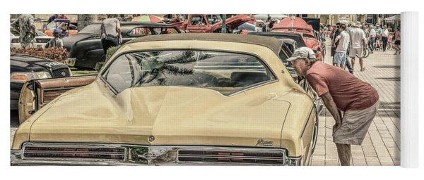 1973 Buick Riviera Yoga Mat