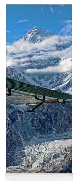 Alaska Range Yoga Mat
