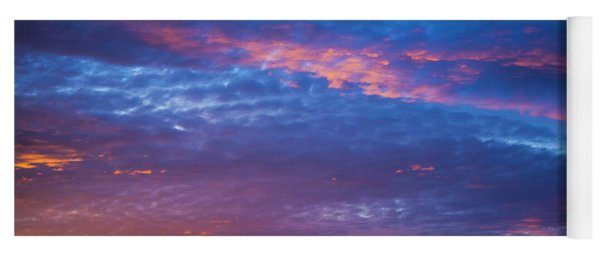 Beautiful Sky Yoga Mat