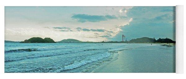 Binh Hai Beach Yoga Mat