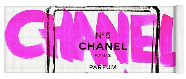 Chanel Chanel Chanel  Yoga Mat