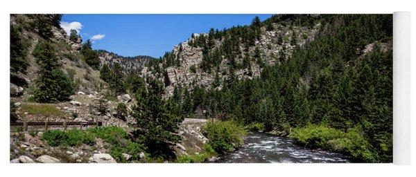 Clear Creek Canyon Yoga Mat