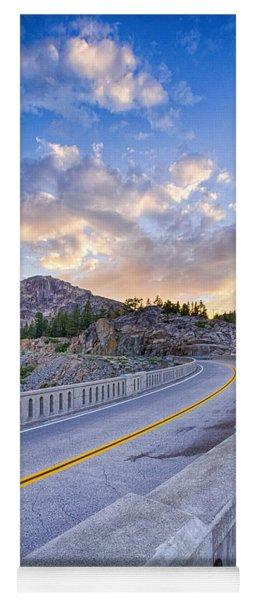 Donner Memorial Bridge Yoga Mat