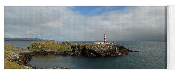 Eilean Glas Lighthouse Yoga Mat