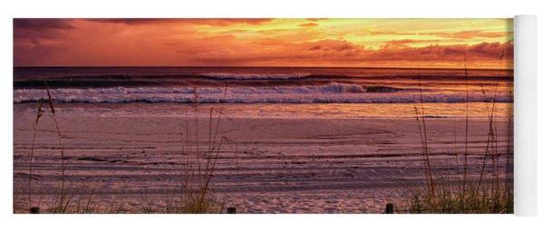 Florida Sunset Yoga Mat