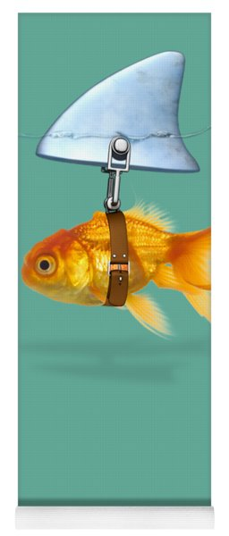 Gold Fish  Yoga Mat