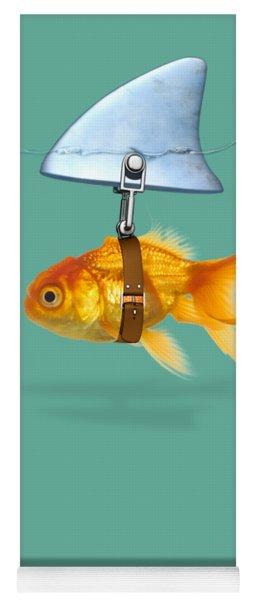Gold Fish  Yoga Mat
