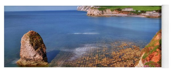 Isle Of Wight - England Yoga Mat