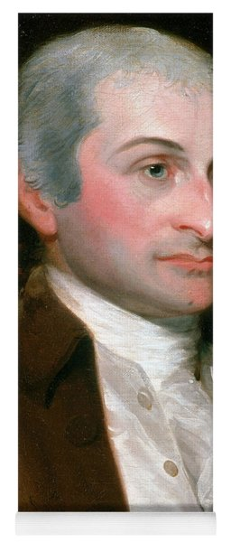 John Jay, American Founding Father Yoga Mat