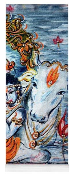 Krishna Yoga Mat