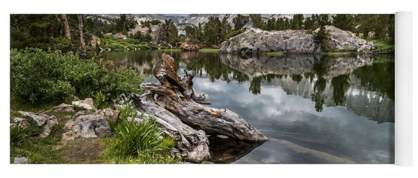 Long Lake Yoga Mat