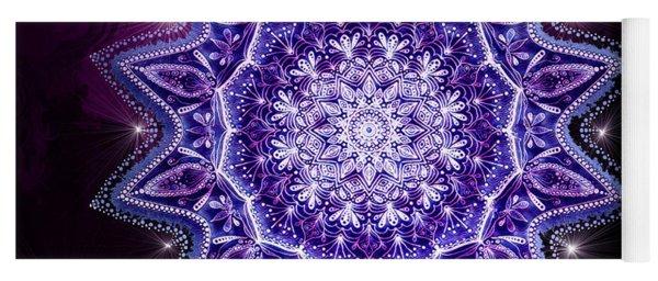 Mandala Art Yoga Mat