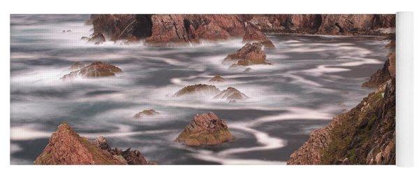 Mangersta Coastline Yoga Mat