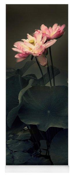 Midnight Lotus Yoga Mat
