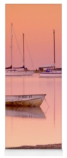 Misty Morning Osterville Cape Cod Yoga Mat