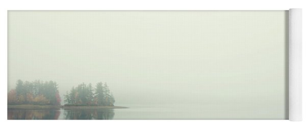 Morning Fog Yoga Mat