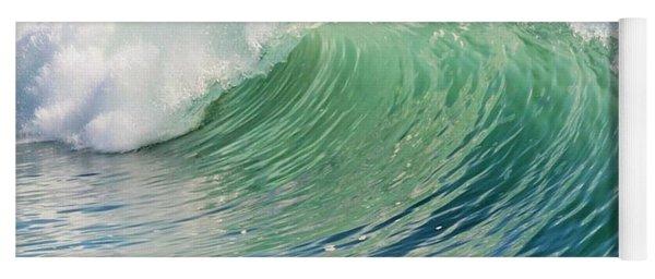 Waves Yoga Mat